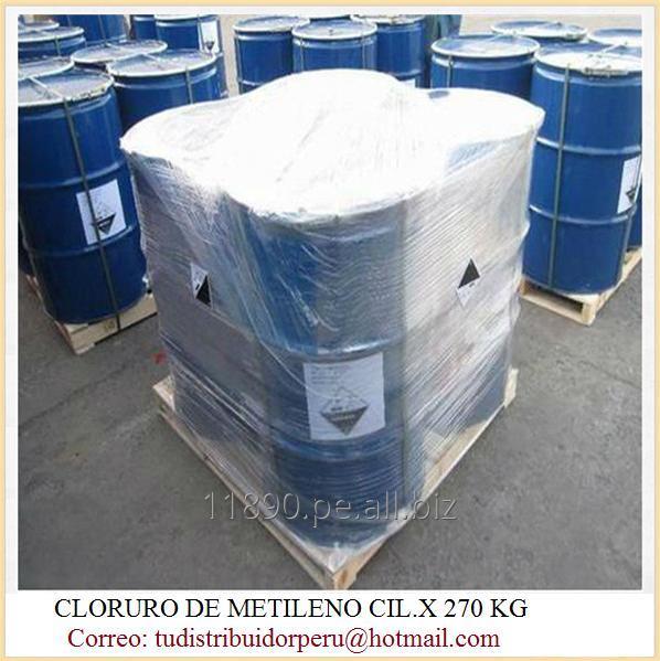 Comprar Cloruro de Metileno;Methylene Chloride