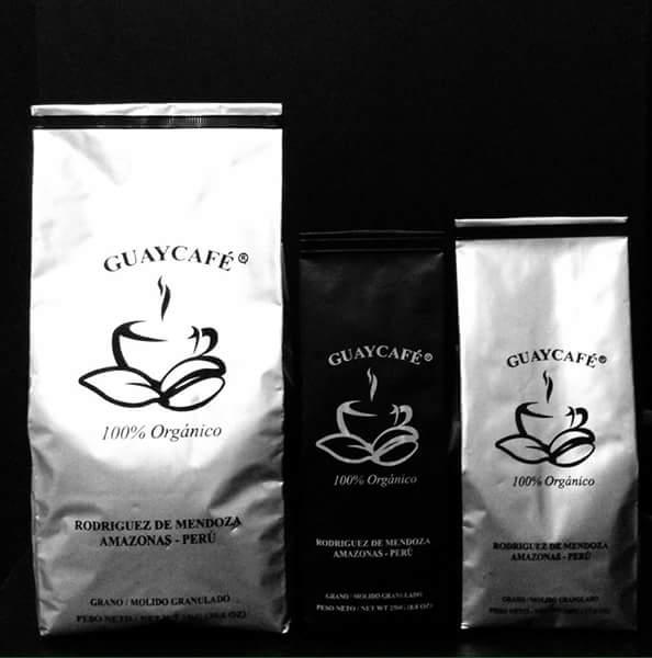 Comprar Guaycafé 100% Orgánico