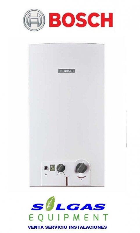 Comprar Bosch Calentadores A Gas