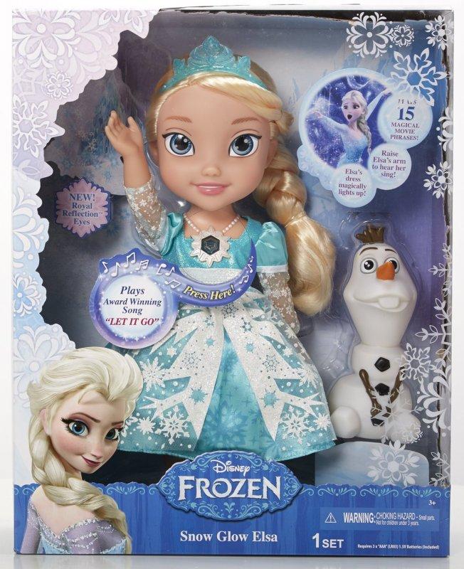 Comprar Muñeca Elsa Frozen