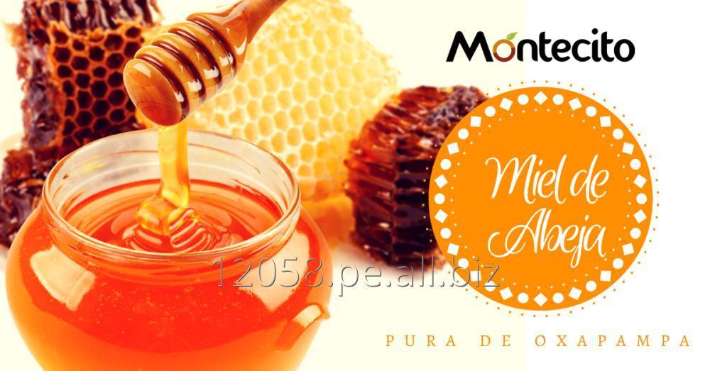 Comprar Miel De Abeja Montecito De Oxapampa 1kg Pura y Natural