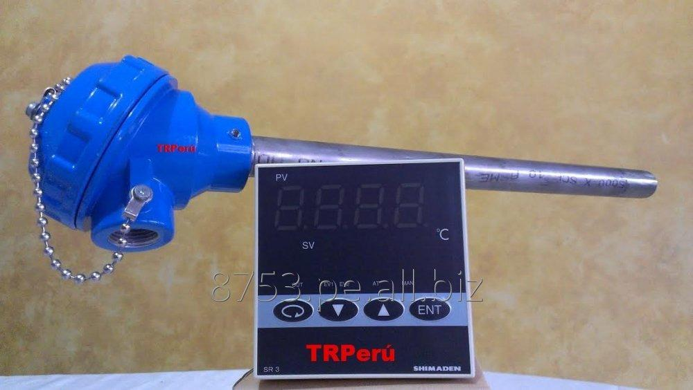 Comprar Termocuplas Electricas J-k-s-t.