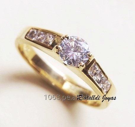 Buy Pomolvochny ring of Andrea