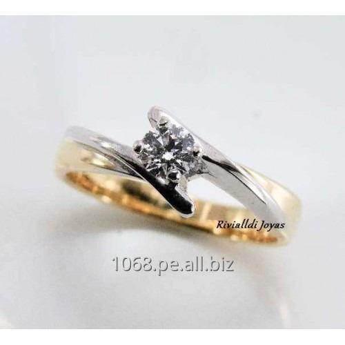 Comprar Anillo de compromiso con diamante