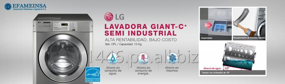 Comprar Lavadora Comercial GIANT-C+ (Sist. OPL) LG - Efameinsa S.A.