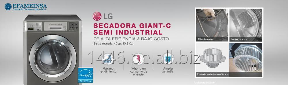 Comprar Secadora comercial GIANT-C (Sist. A Moneda) LG - Efameinsa S.A.