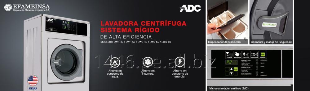 Comprar Lavadora Industrial Centrífuga Rígida EWR40 ADC | Efameinsa S.A.