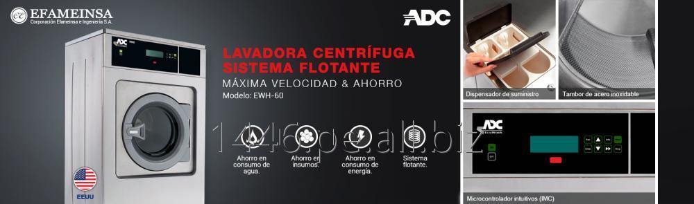 Comprar Lavadora Industrial Centrífuga Flotante EWH60 | Efameinsa S.A.