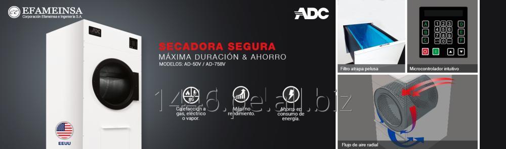 Comprar Secadora Industrial AD50V ADC   Efameinsa S.A.