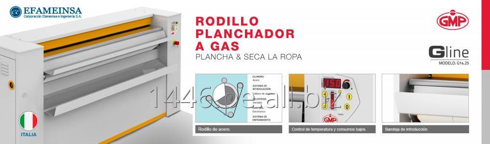 Comprar Calandria industrial G14-25 GMP| Efameinsa