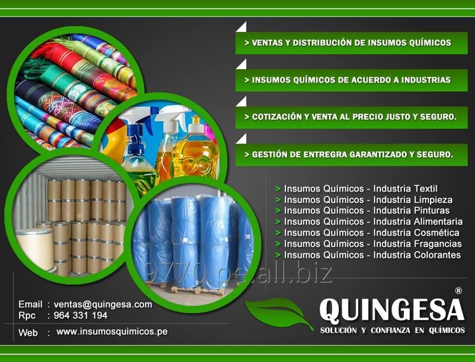 Comprar INSUMOS QUIMICOS PARA LIMPIEZA / TELF : 9-6-2-7-6-7-0-22