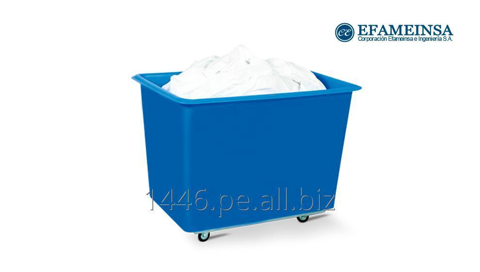 Comprar Carro para Ropa Limpia y Sucia 39 16 MOD | Efameinsa