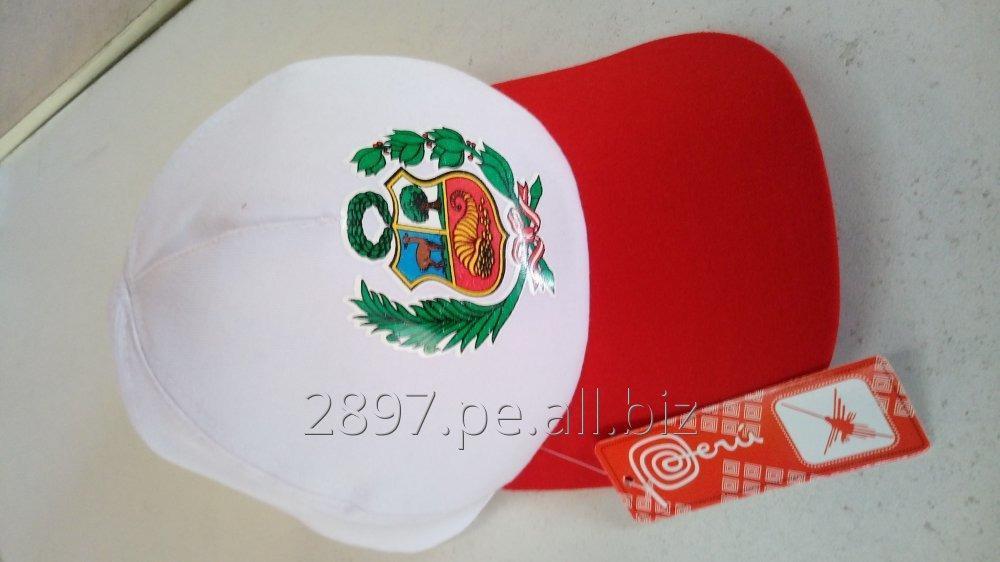 Comprar Gorro Peru Escudo