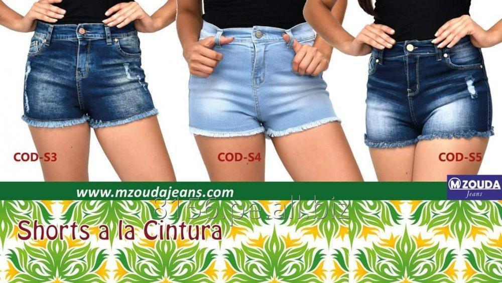 Comprar Shorts Jean