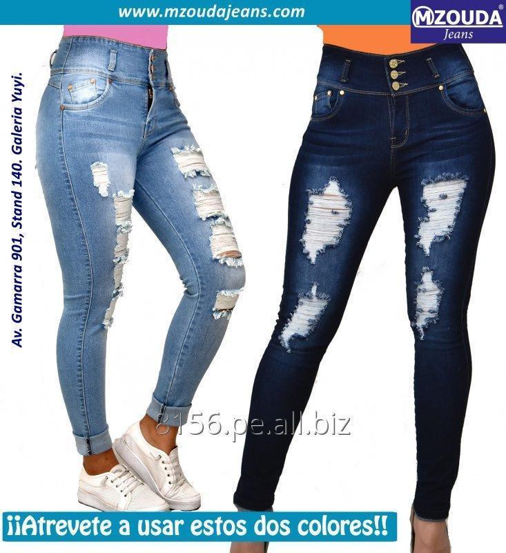 Comprar Jeans Dama Cintura