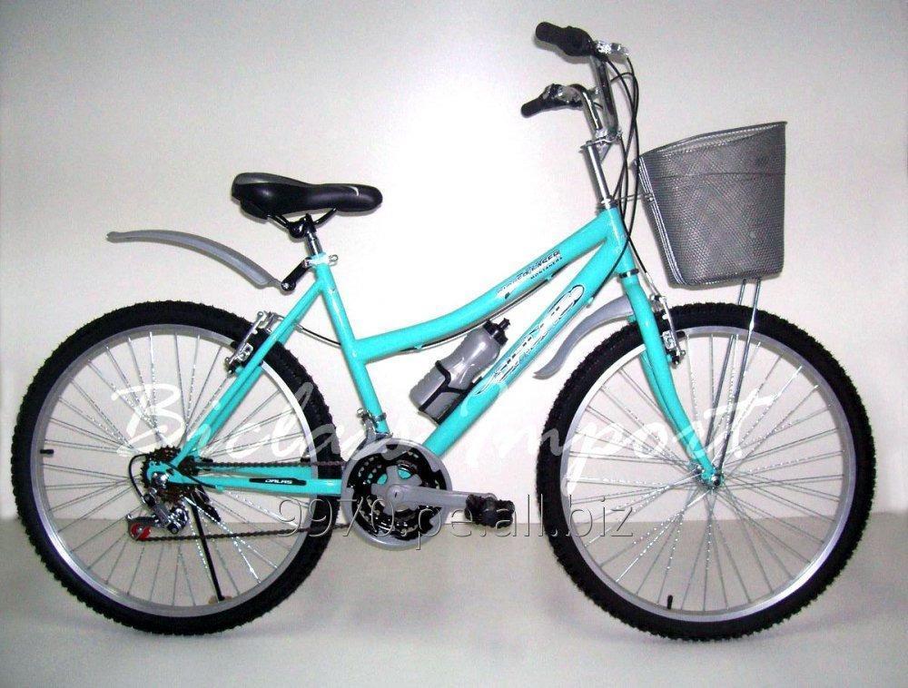 Comprar Bicicleta Dama Campera con Canasta Aro 26 de Aluminio 18 Cambios