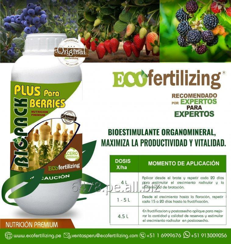 BIOPACK PLUS PARA BERRIES