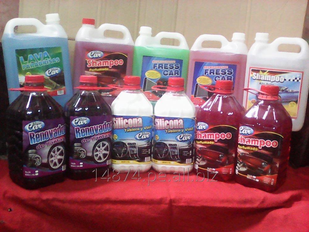 Comprar Articulos de limpieza automotriz , hogar, oficinas , empresas etc