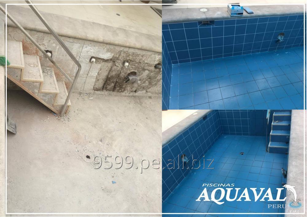 Comprar Remodelacion, construcción de piscinas