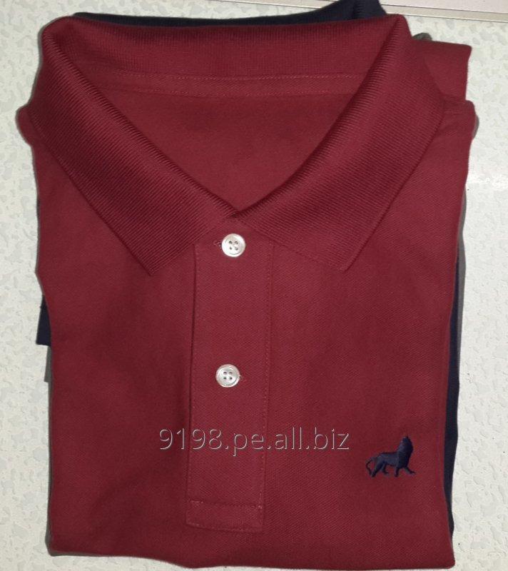 Comprar Polo camisa en 100% algodón pima peruano
