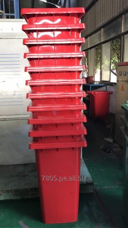 Comprar Tachos plasticos para residuos