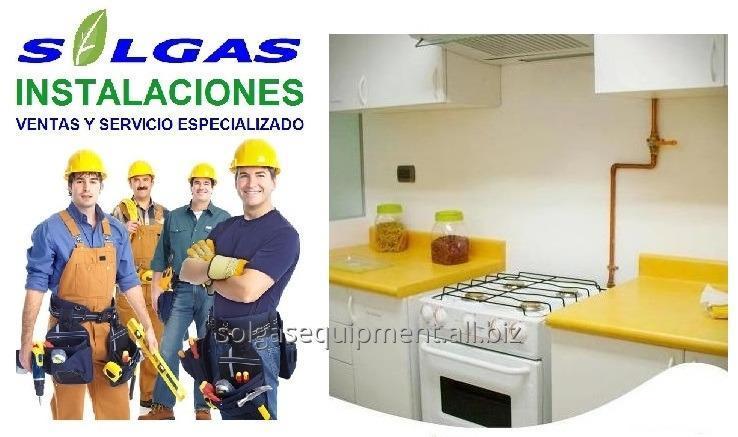 Comprar Solgas instalaciones