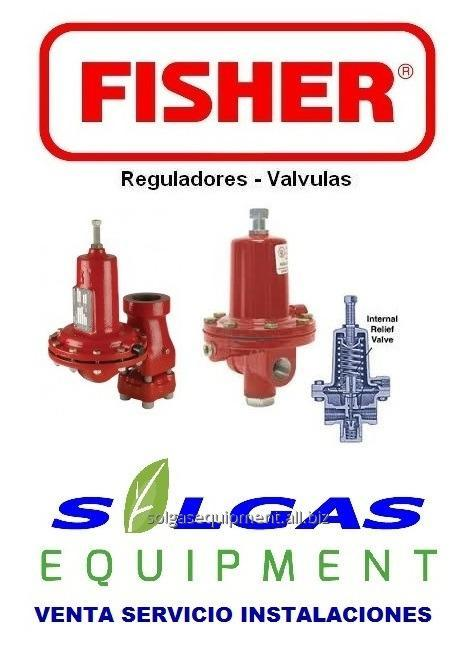 Comprar Reguladores para gas americanos