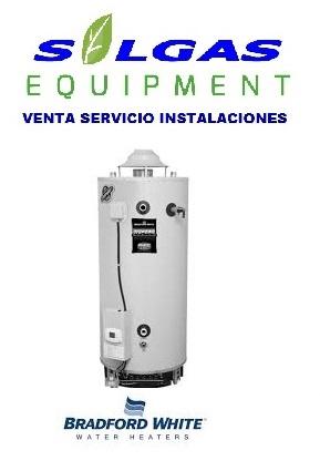 Comprar Calentadores comercial/industrial a gas bradford white