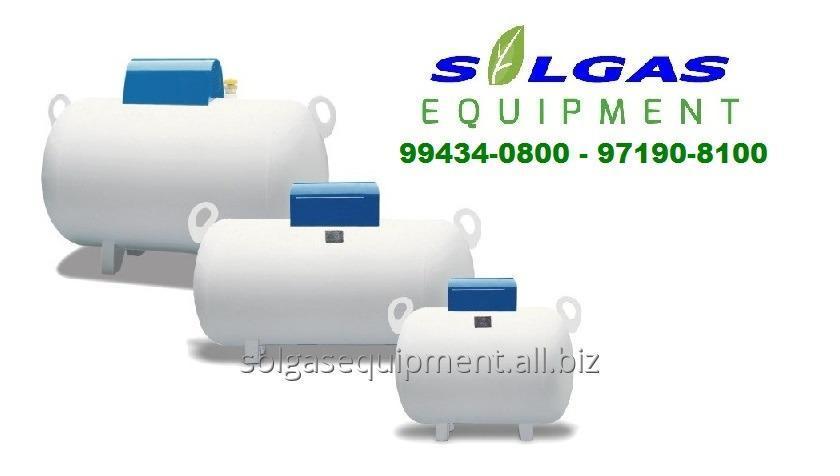 Comprar Tanque estacionario para gas
