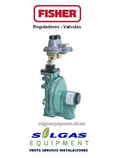 Reguladores para gas automaticos