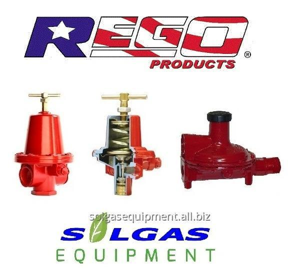 Comprar Reguladores para gas alta presion rego U.S.A