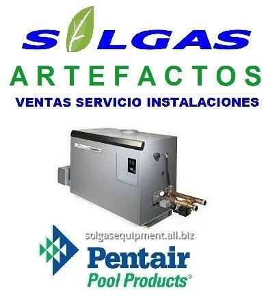 Calentadores de piscina pentair U.S.A PowerMax™