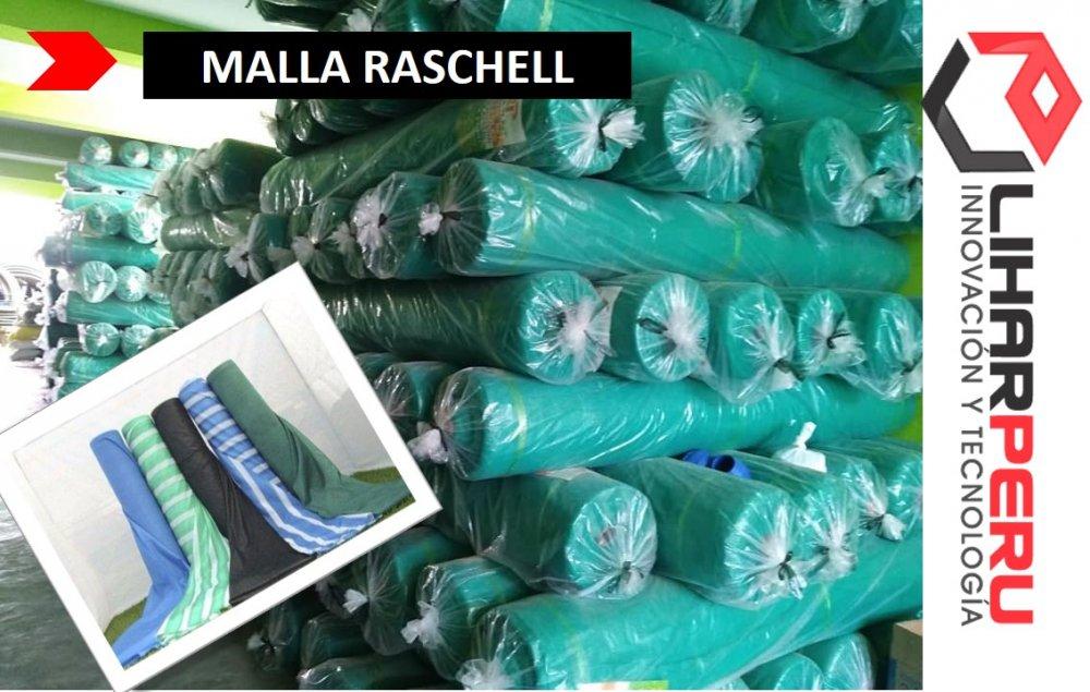 Comprar Malla Raschel De 35. 50, 65, 80, 90 Y 95