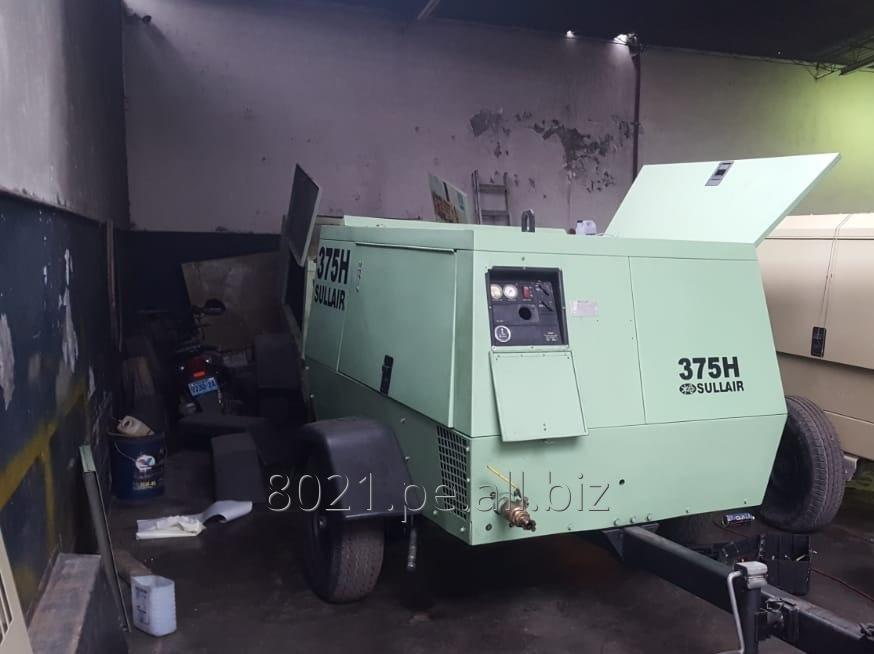 Comprar Venta De Compresora Sullair 375cfm-150psi