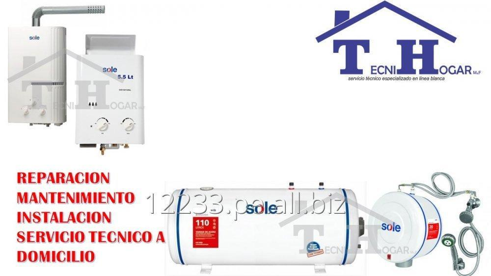 Comprar Termas a gas a solé reparacion7650598