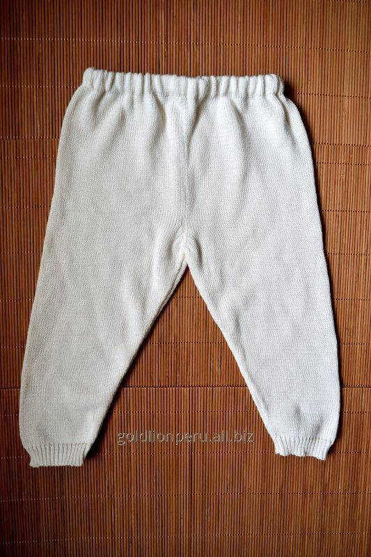 Comprar Knitted Pants Pima Cotton