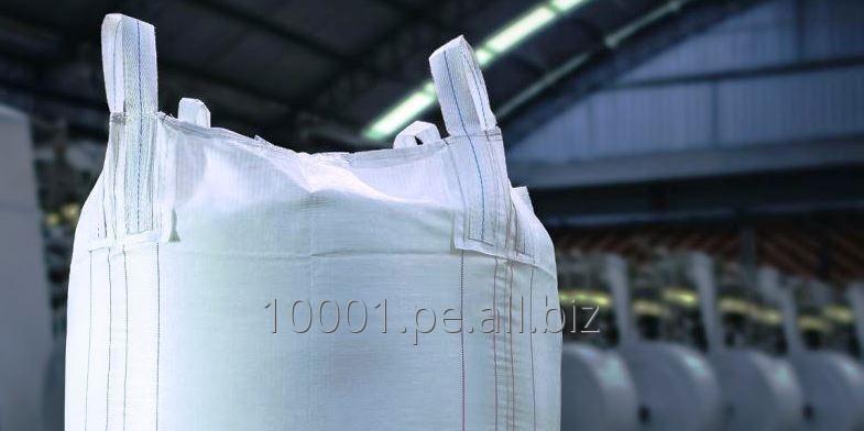 Comprar Big Bag, Telas arpilleras, Sacos en general, 100 % polipropileno virgen