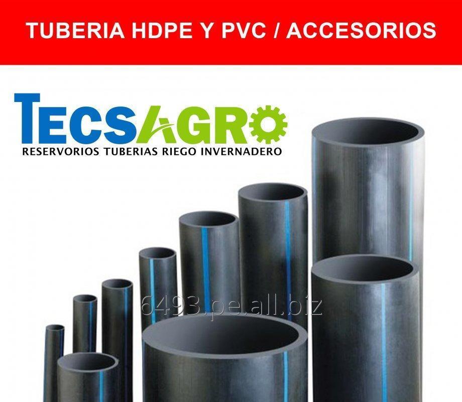 Comprar Tuberias HDPE PVC, MANGUERA DE POLIETILENO, MANGA PARA RIEGO