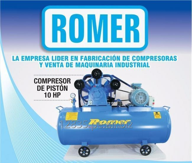 Compresor de Aire Tipo Piston 10 HP