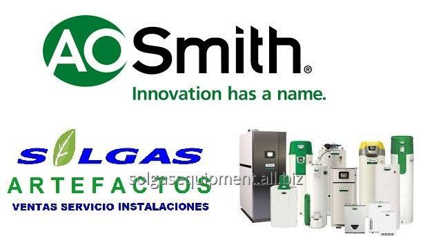 Comprar TERMOTANQUE AMERICANOS A.O SMITH U.S.A.