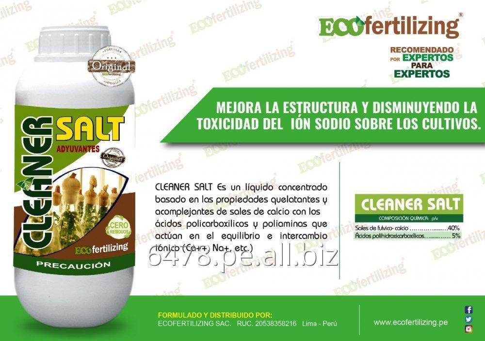 Comprar CLEANER SALT - ECOFERTILIZING