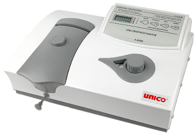 Comprar Espectrofotómetro Visible Unico modelo 1200