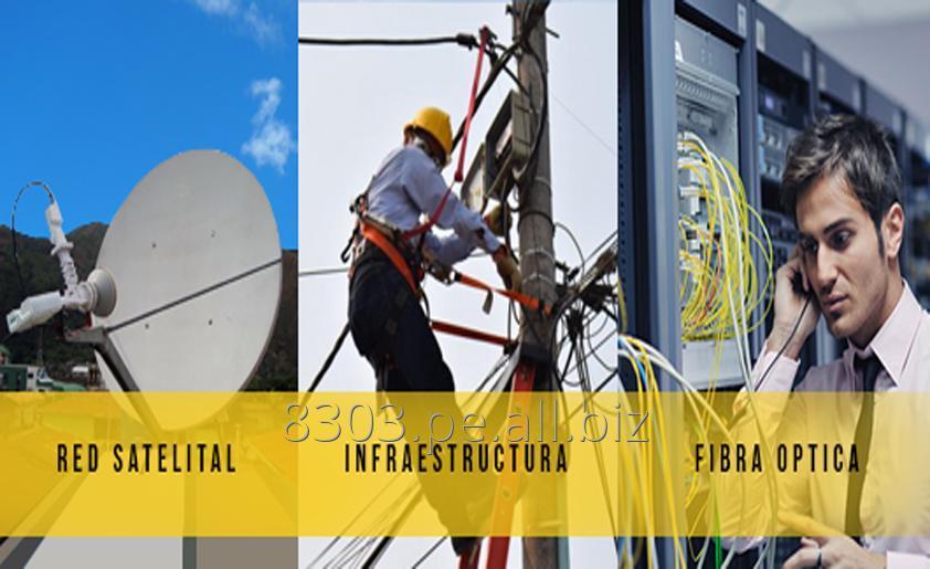 Comprar Internet por Fibra Optica Dedicada S/. 40 x Mb