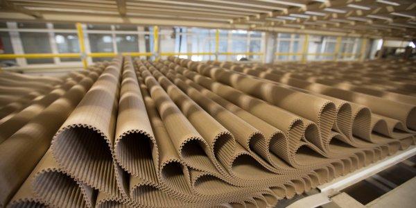 Comprar Rollos de cartón corrugado