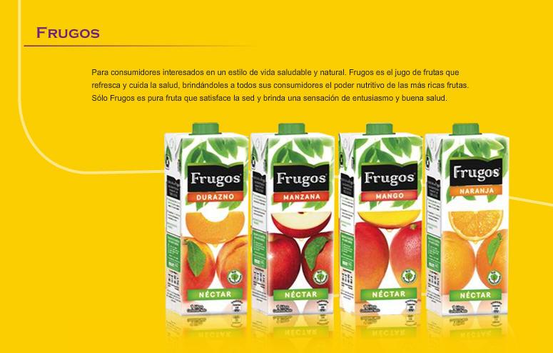 Comprar Jugos. Frugos de frutas