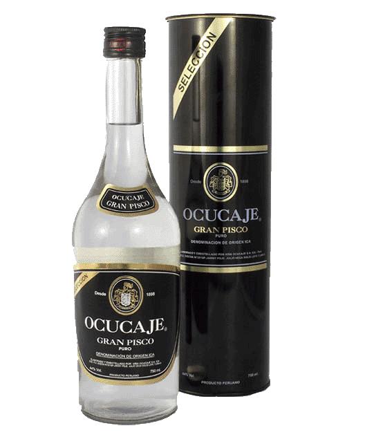Pisco-ocucaje liquor products,Peru Pisco-ocucaje liquor supplier
