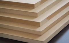 Medium density fiberboards MDF