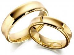 Aros de matrimonio modelo 10