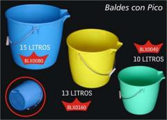 Baldes Con Pico