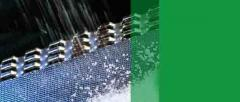 Spare parts for equipment for sugar production